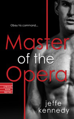 Master of the Opera book cover image