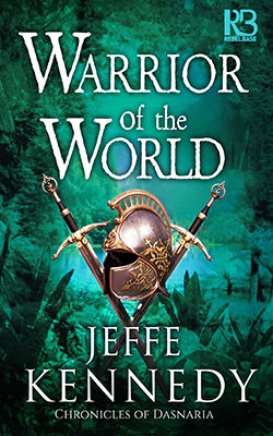 Warrior of the World book cover image