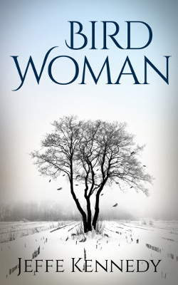 Birdwoman book cover image