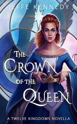 The Crown of the Queen book cover image