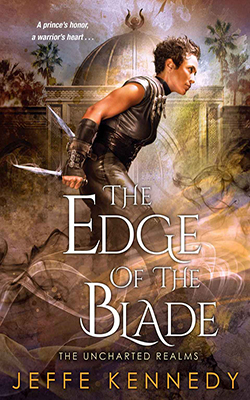 The Edge of the Blade book cover image