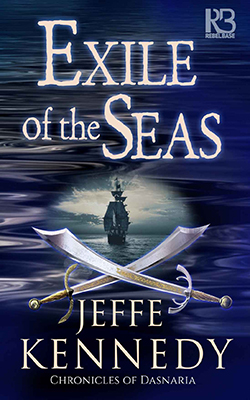 Exile of the Seas book cover image
