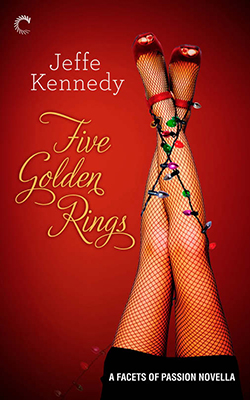 Five Golden Rings book cover image