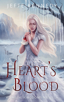 Heart's Blood book cover image