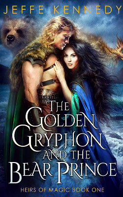 The Golden Gryphon and the Bear Prince by Jeffe Kennedy