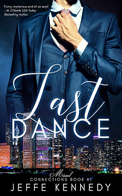 Last Dance book cover image