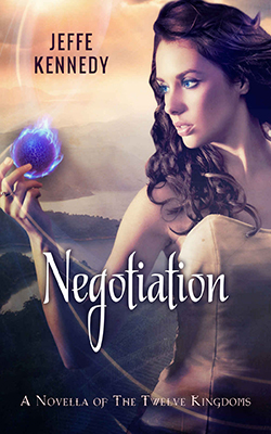 Negotiation book cover image
