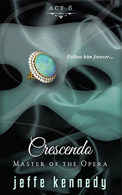Master of the Opera, Act 6: Crescendo book cover image