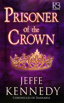Prisoner of the Crown book cover image