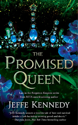 The Promised Queen book cover image