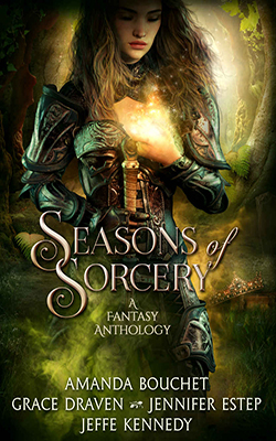 Seasons of Sorcery book cover image