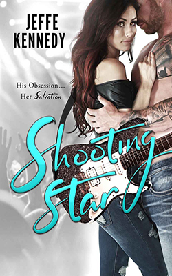 Shooting Star book cover image