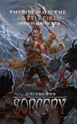 Thunder on the Battlefield: Sorcery (The Twelve Kingdoms) book cover image