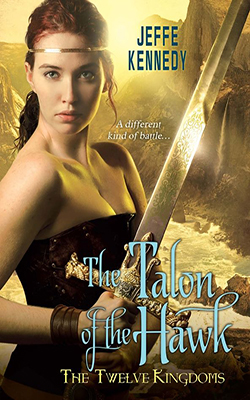 The Talon of the Hawk book cover image
