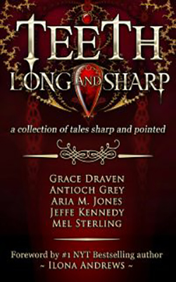 Teeth Long and Sharp book cover image