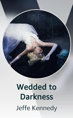 Wedded to Darkness book cover image