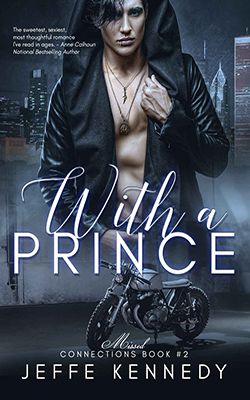 With a Prince book cover image